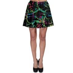 Graffiti style design Skater Skirt