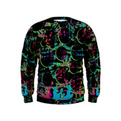 Graffiti style design Kids  Sweatshirt