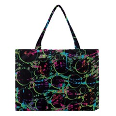Graffiti style design Medium Tote Bag
