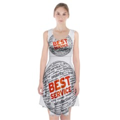 Best Service Racerback Midi Dress