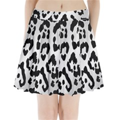 Cheetah Pleated Mini Skirt