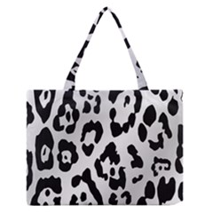 Cheetah Medium Zipper Tote Bag