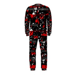 Red symphony OnePiece Jumpsuit (Kids)