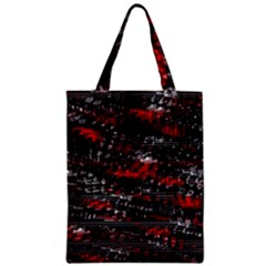 Bed eyesight Zipper Classic Tote Bag