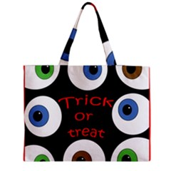 Trick or treat  Medium Tote Bag