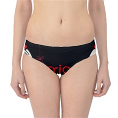Trick or treat 2 Hipster Bikini Bottoms