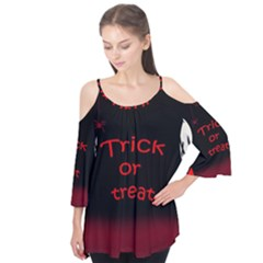 Trick Or Treat 2 Flutter Tees