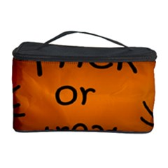 Trick or treat - cemetery  Cosmetic Storage Case