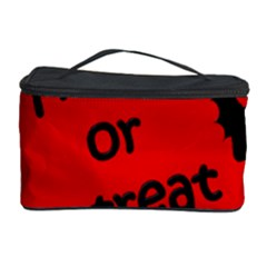 Trick or treat - Halloween landscape Cosmetic Storage Case