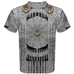 Gold And Silver Is The Way Men s Cotton Tee