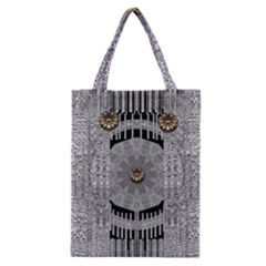 Gold And Silver Is The Way Classic Tote Bag