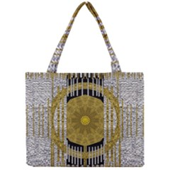 Silver And Gold Is The Way To Luck Mini Tote Bag