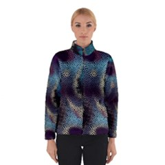Abstract Collection Romantic Pattern Winterwear