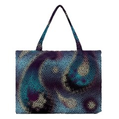 Abstract Collection Romantic Pattern Medium Tote Bag
