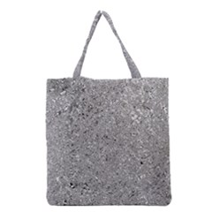 Abstract Flowing And Moving Liquid Metal Grocery Tote Bag