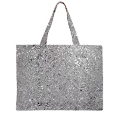 Abstract Flowing And Moving Liquid Metal Large Tote Bag