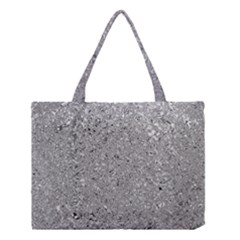 Abstract Flowing And Moving Liquid Metal Medium Tote Bag