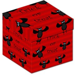 Halloween bats  Storage Stool 12