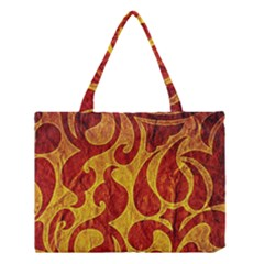 Abstract Pattern Medium Tote Bag
