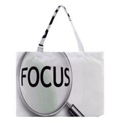 Focus Medium Tote Bag