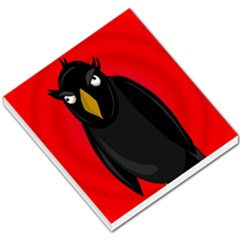 Halloween - old raven Small Memo Pads