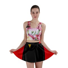 Halloween - old raven Mini Skirt