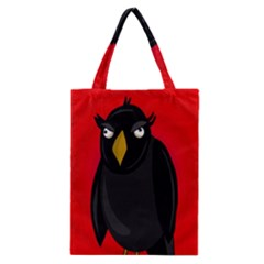 Halloween - old raven Classic Tote Bag