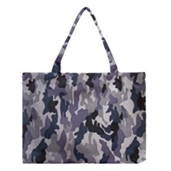 Army Camo Pattern Medium Tote Bag