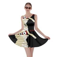 Halloween mummy   Skater Dress