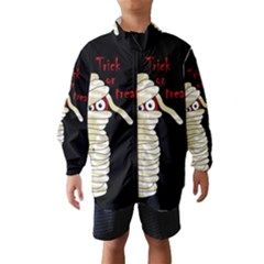 Halloween mummy   Wind Breaker (Kids)