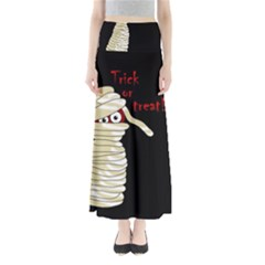 Halloween mummy   Maxi Skirts