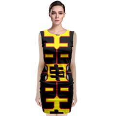 Win 20161004 23 30 49 Proyiyuikdgdgsc Classic Sleeveless Midi Dress