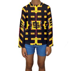 Win 20161004 23 30 49 Proyiyuikdgdgscnh Kids  Long Sleeve Swimwear