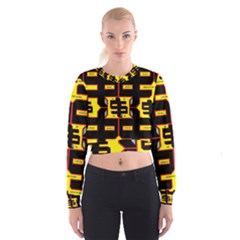 Win 20161004 23 30 49 Proyiyuikdgdgscnh Women s Cropped Sweatshirt