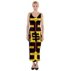 Win 20161004 23 30 49 Proyiyuikdgdgscnh Fitted Maxi Dress
