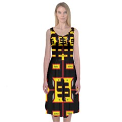 Win 20161004 23 30 49 Proyiyuikdgdgscnh Midi Sleeveless Dress