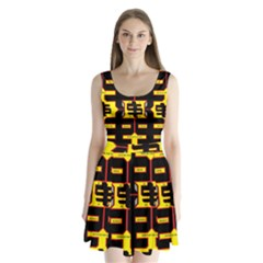 Win 20161004 23 30 49 Proyiyuikdgdgscnh Split Back Mini Dress