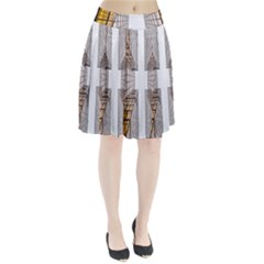 Architecture Facade Buildings Windows Pleated Skirt