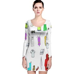 Clothing Boots Shoes Shorts Scarf Long Sleeve Velvet Bodycon Dress