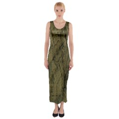 Complexity Fitted Maxi Dress