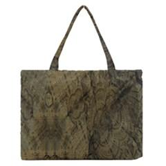 Complexity Medium Zipper Tote Bag