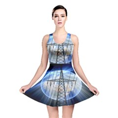 Energy Revolution Current Reversible Skater Dress