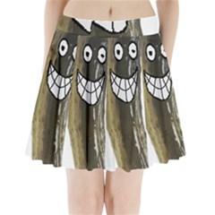 Pickleman1 Pleated Mini Skirt