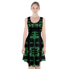Show Me The Money Racerback Midi Dress