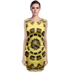 Gears Classic Sleeveless Midi Dress