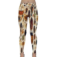 Insect Collection Yoga Leggings