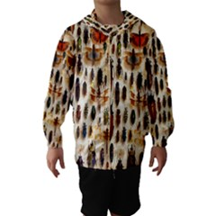 Insect Collection Hooded Wind Breaker (Kids)