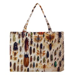 Insect Collection Medium Tote Bag