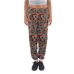 Persian Silk Brocade Women s Jogger Sweatpants