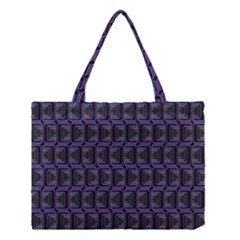 Psychedelic 70 S 1970 S Abstract Medium Tote Bag